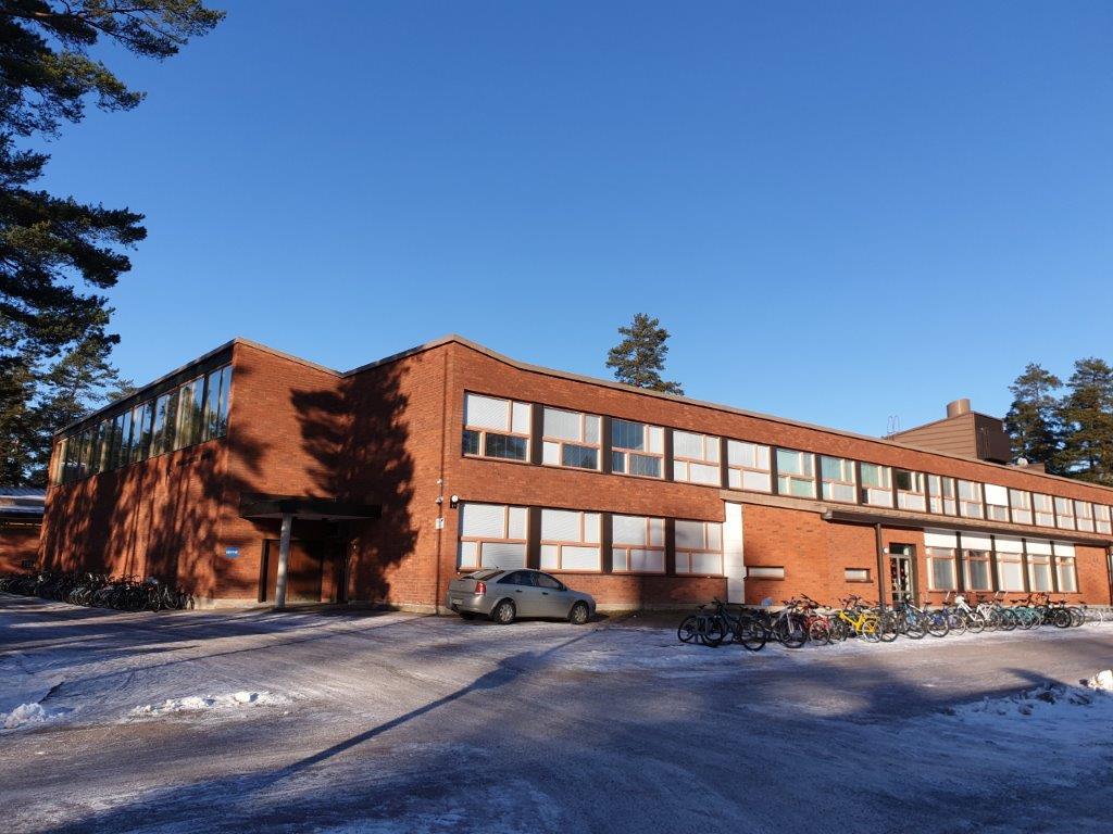 Pohjoispuiston koulu 1