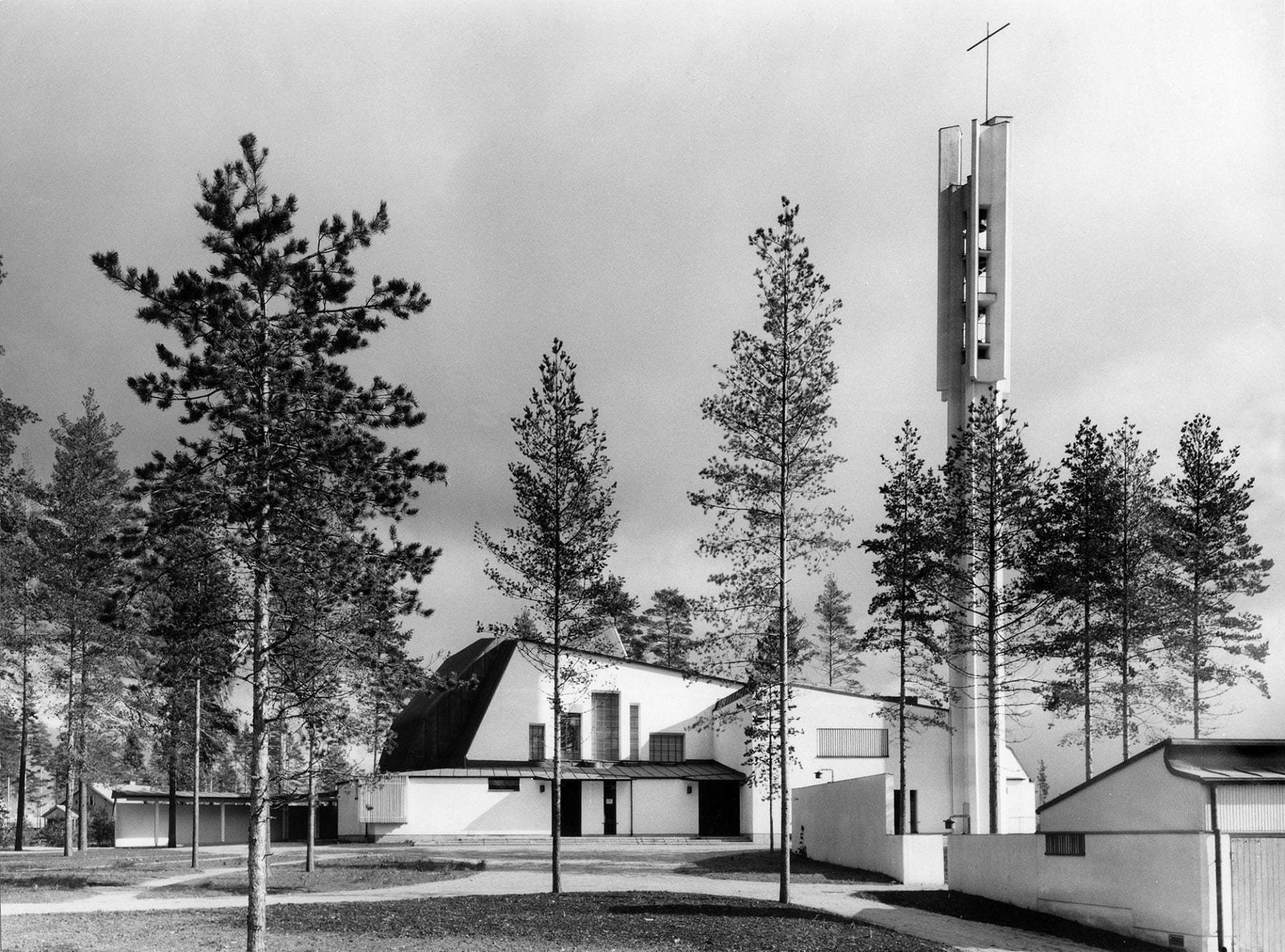 Kolmen Ristin kirkko
