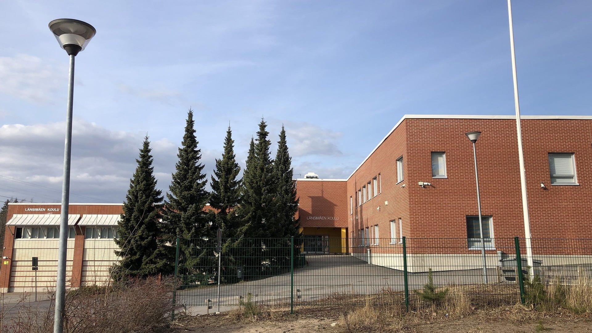 Länsimäen koulu
