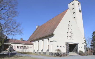 Viialan kirkko